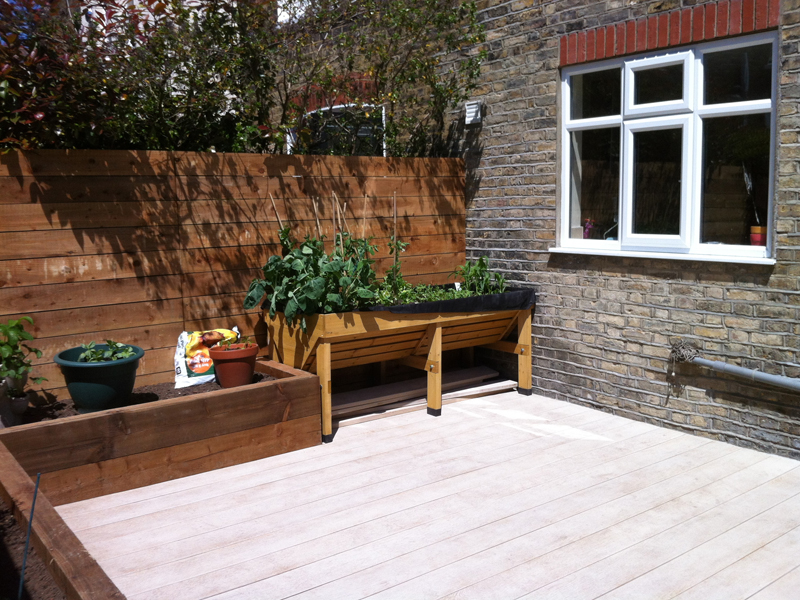 Contemporary Garden Design Croydon
