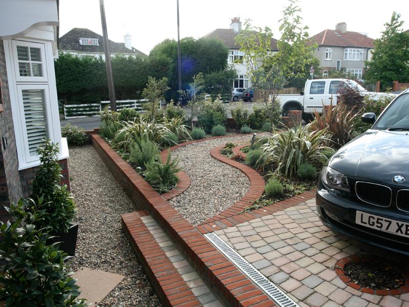 Driveway Landscaping in Wallington