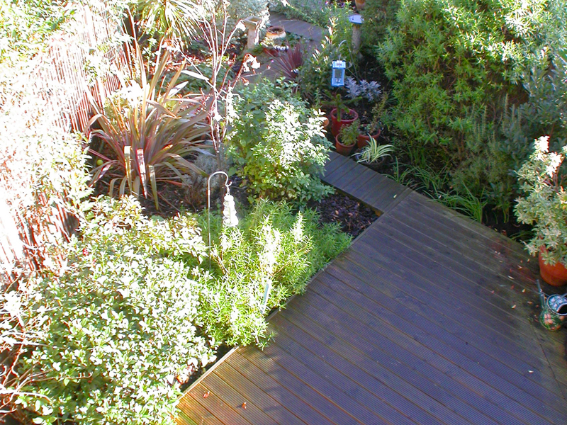 Garden Landscaping in Sutton