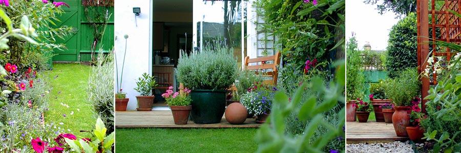 Small Garden Landscaping Wimbledon