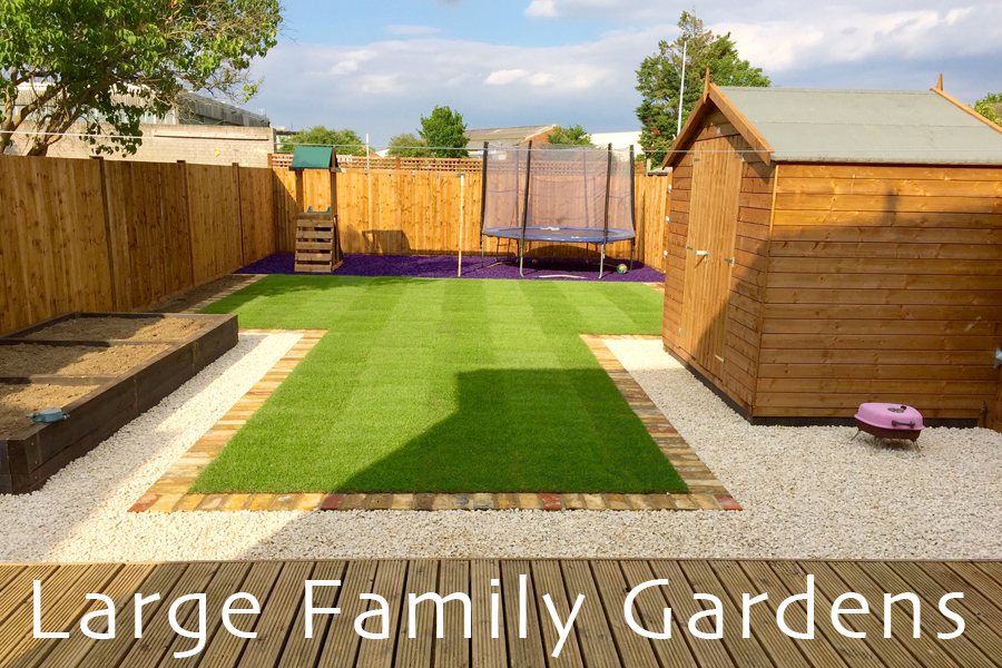 Garden Designers London EarthCare