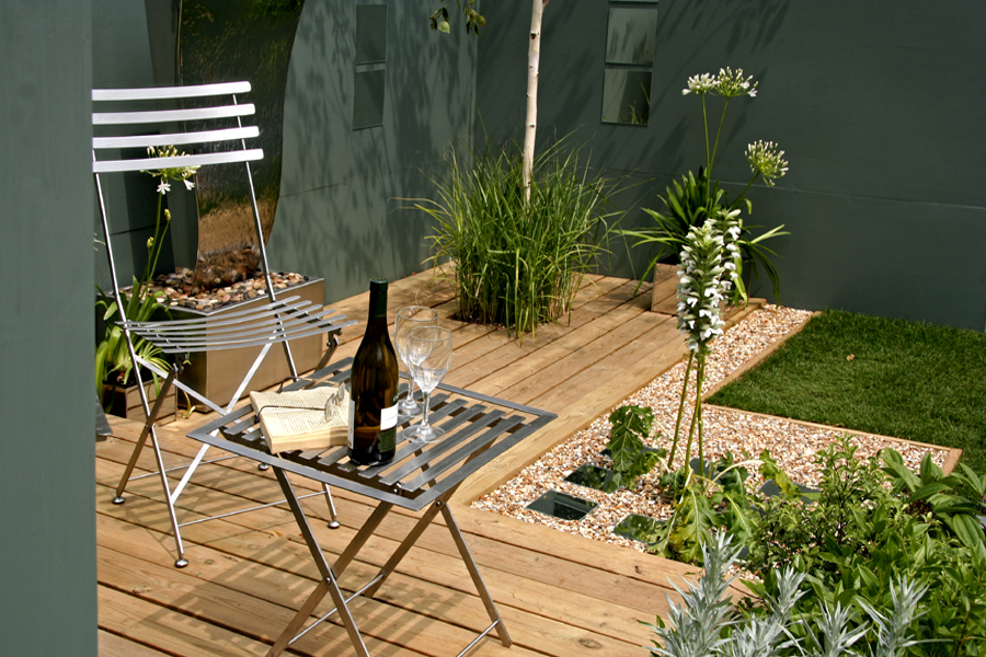 Contemporary Garden Design Ideas Uk Zandalusnet