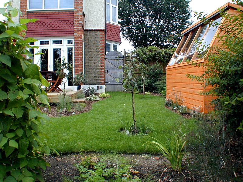 Wildlife Garden Landscapers Wimbledon