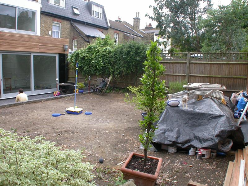 Family Gardens Landscaper Putney