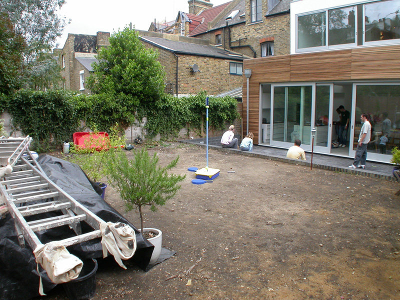 Family Garden Landscaping Putney