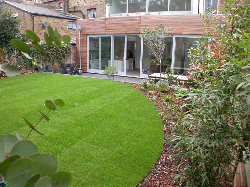 Small Garden Design Putney