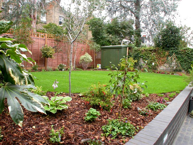 Family Gardens Designer Putney