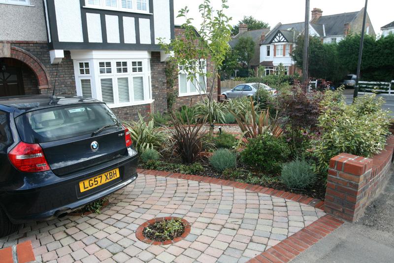 Front Gardens Design Wallington