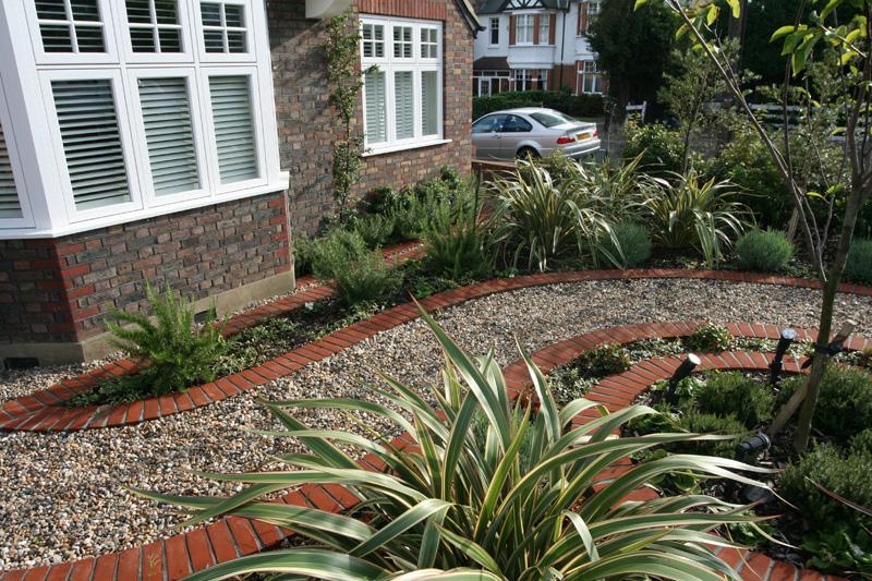 Front Gardens Design Wimbledon