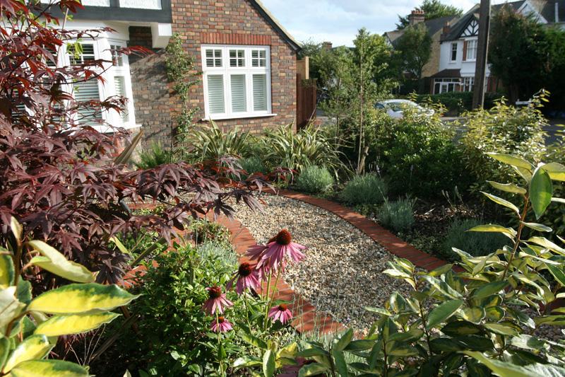 Front Garden Designs Wimbledon