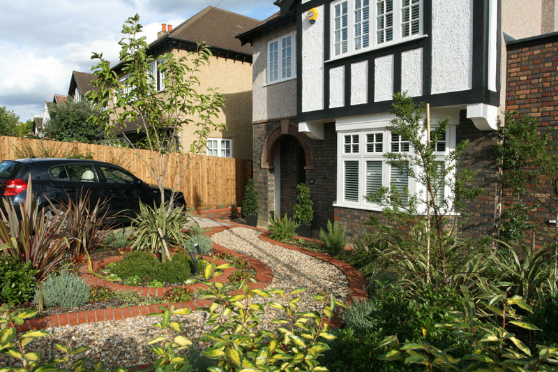 Front Garden Design Wimbledon