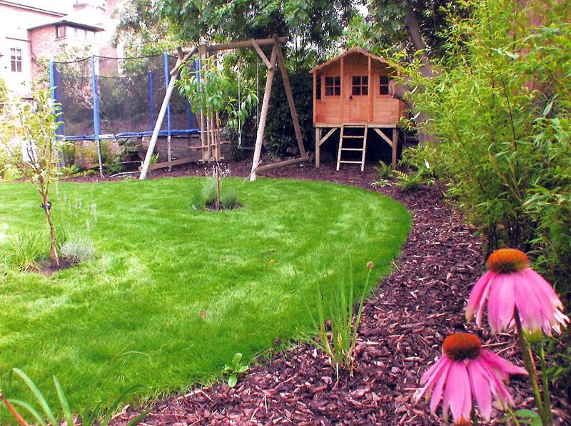 Family Garden Designers London