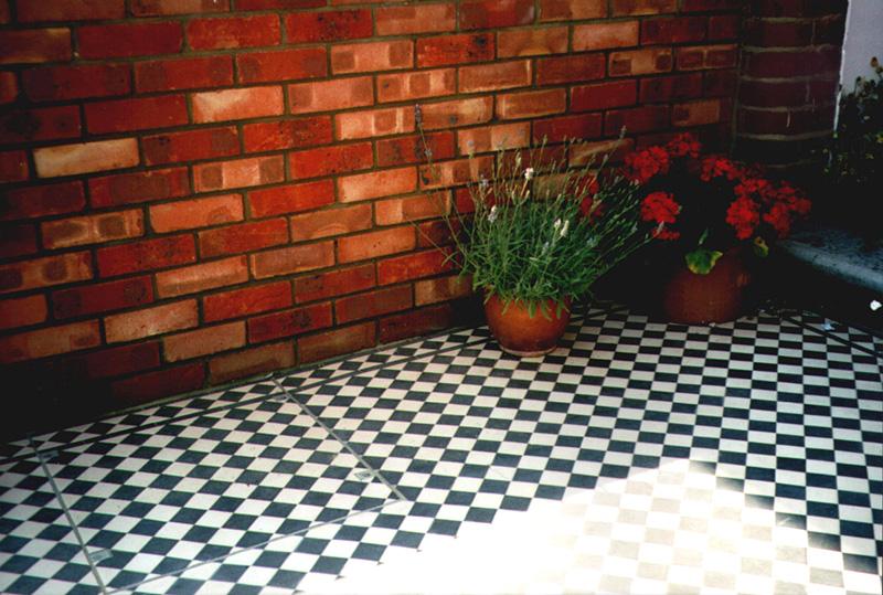 Victorian Tile Path Wimbledon
