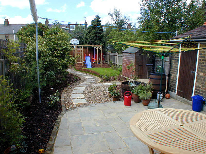 Family Garden Landscaping Wallington