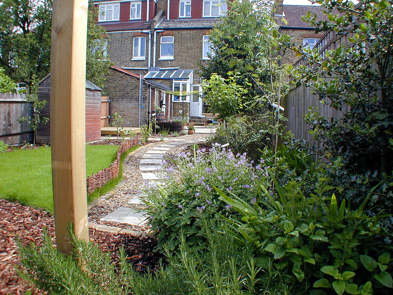 Family Garden Landscaping Surrey