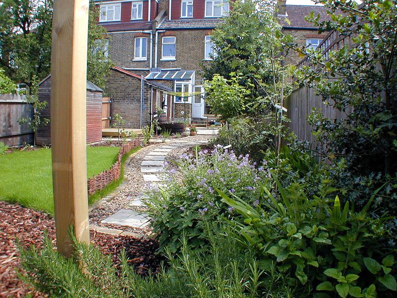Family Garden Landscaping Surrey