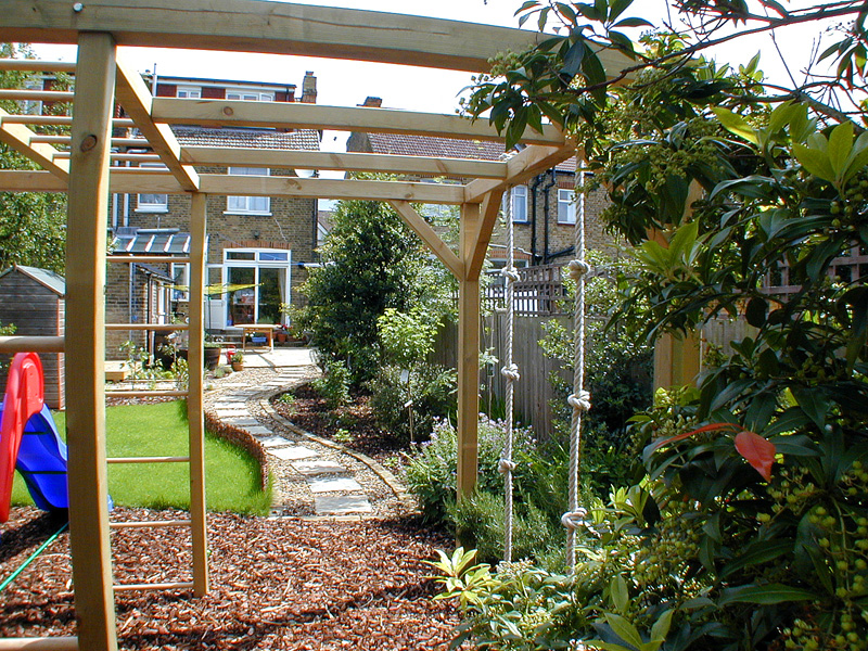 Family Gardens Design Wallington