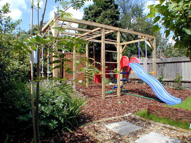 Family Garden Landscaping Sutton