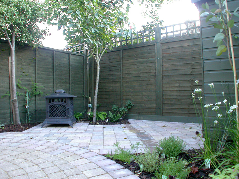 Contemporary Landscape Wandsworth