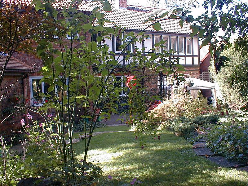 Family Gardens Designers Wimbledon