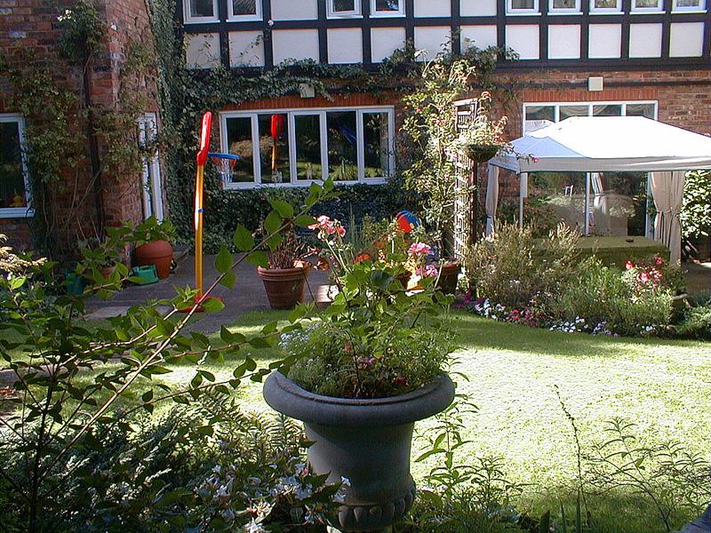 Family Garden Landscaping Wimbledon