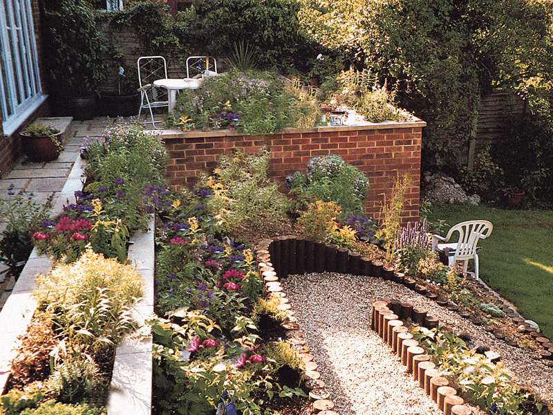 Small Garden Landscaping Banstead