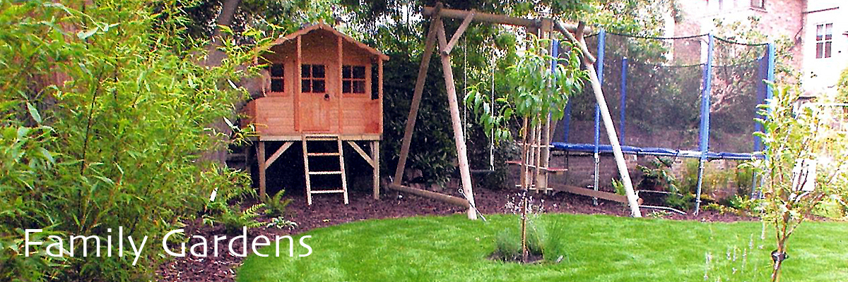 Family Garden Landscaping London