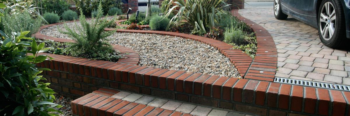 Front Garden Design Surrey