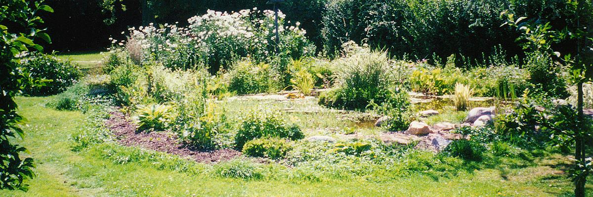 Large Garden Landscaping Wallington