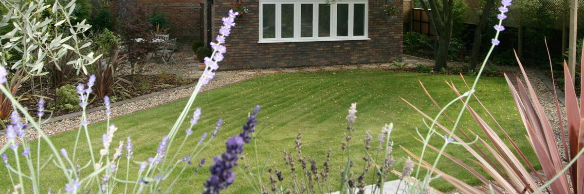 Large Garden Landscapes Putney
