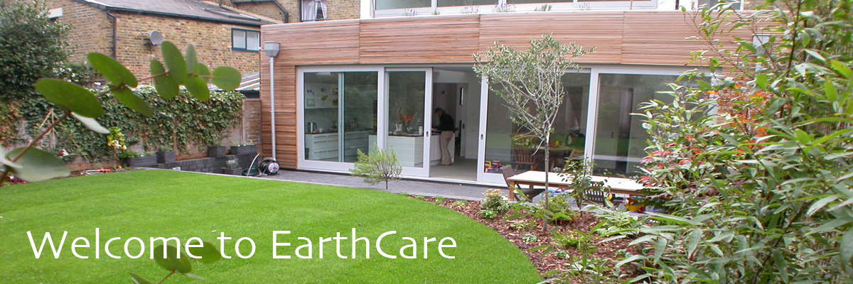 Contemporary Garden Design London