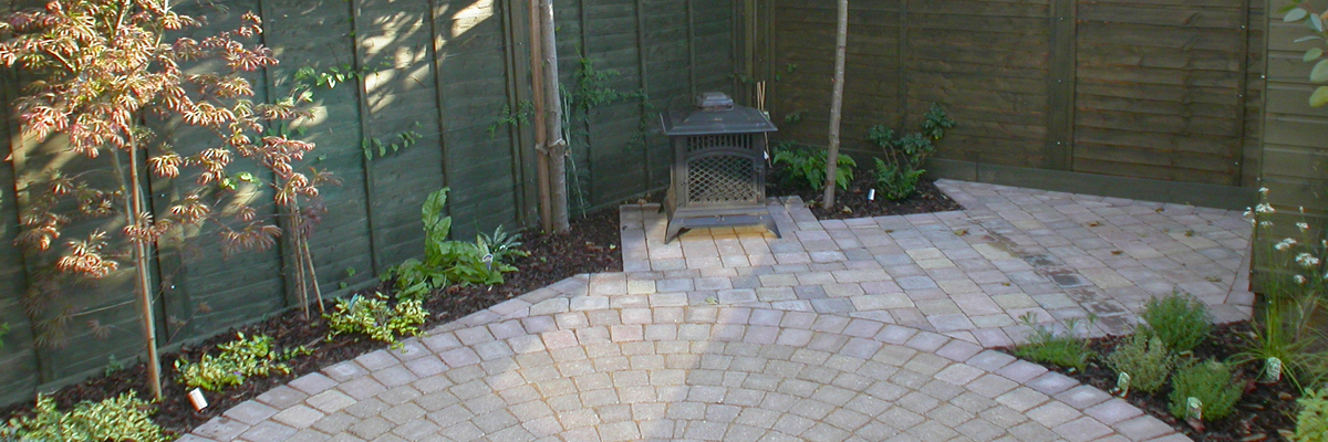 Small Garden Landscaping London