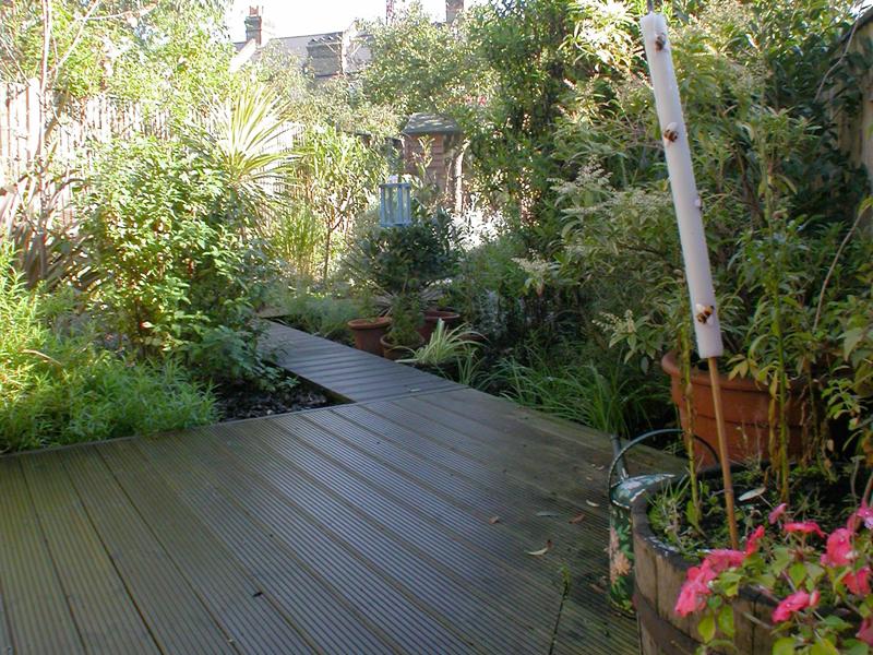Small Garden Landscaping Merton