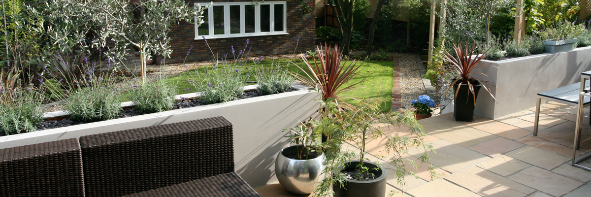 Contemporary Landscaping Wimbledon