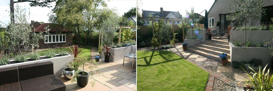 Contemporary Landscape Gardeners Wimbledon