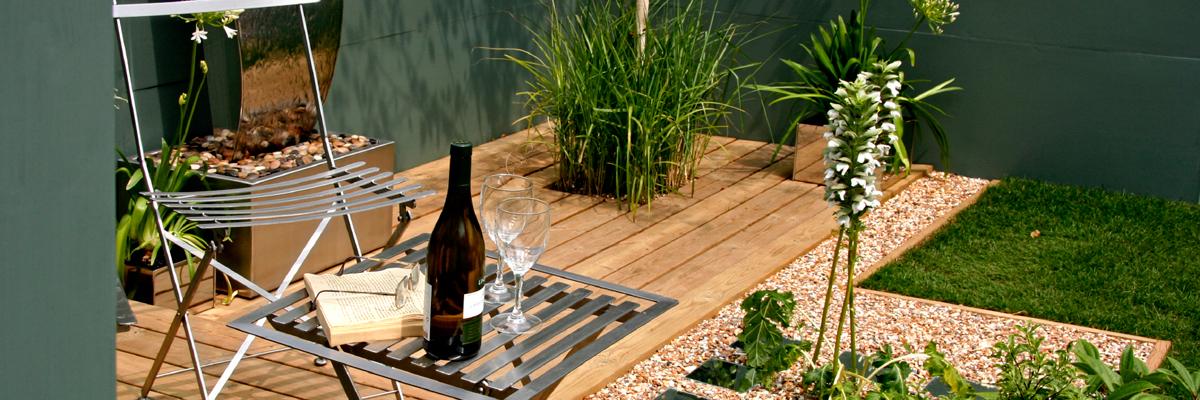 Contemporary Garden Design Sutton