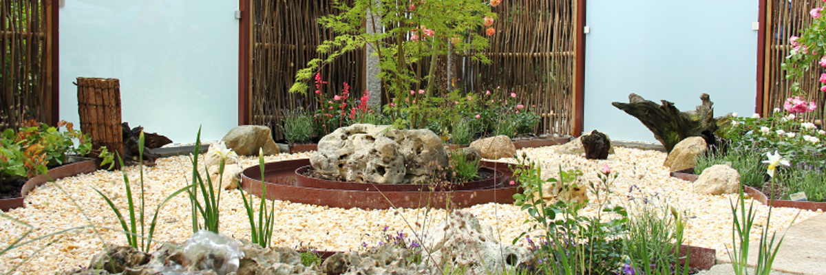 Contemporary Garden Design Purley