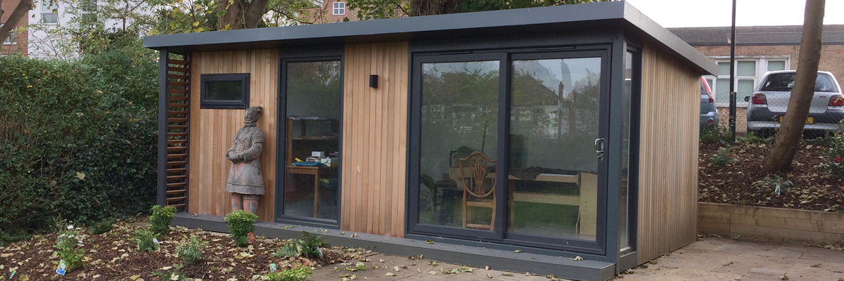 Garden Rooms Surrey