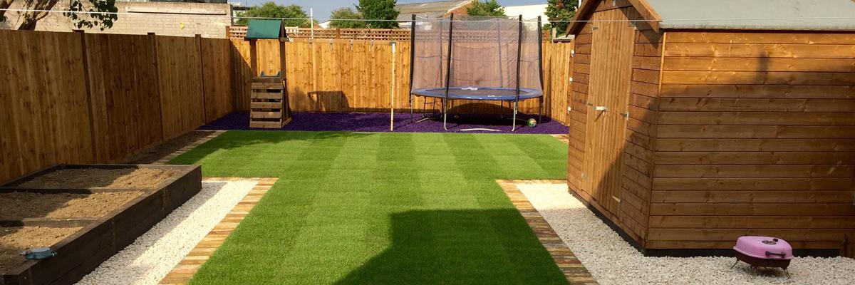 Contemporary Garden Design Wallington