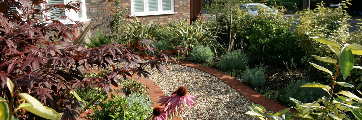 Front Garden Landscaping Wallington