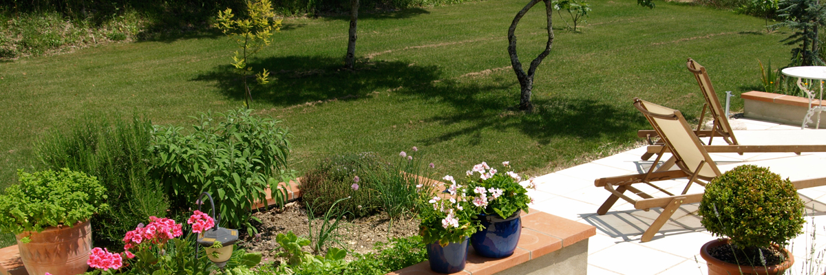 Large Garden Landscaping Croydon