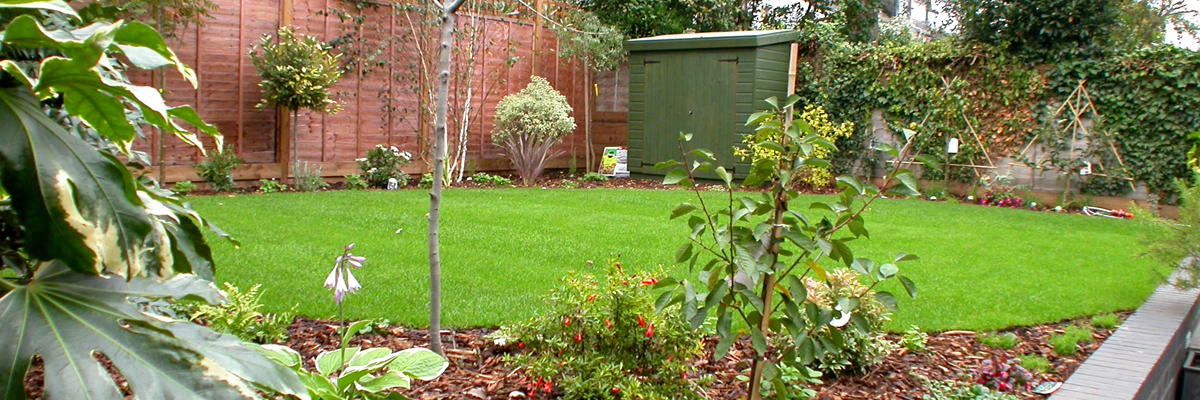 Large Garden Design Wandsworth