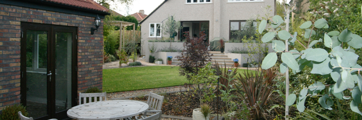 Large Garden Design Merton